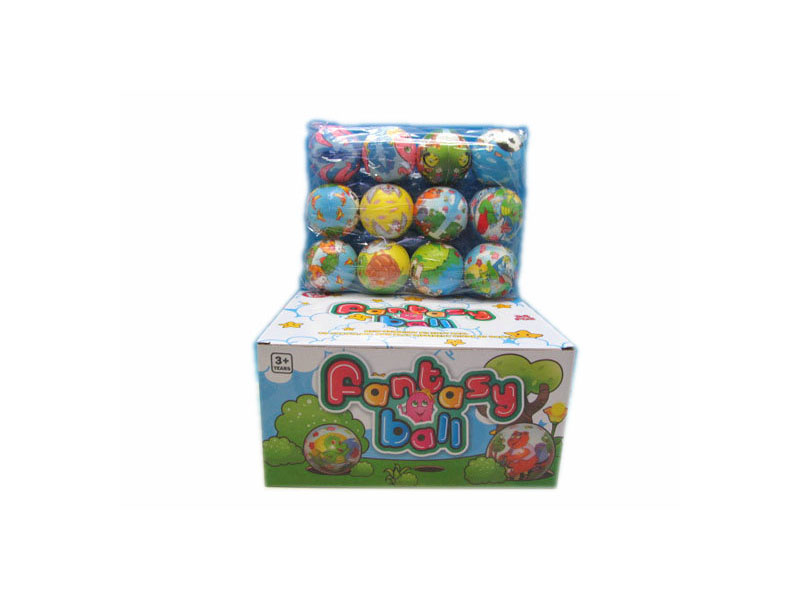 PU ball animal ball toy stress ball