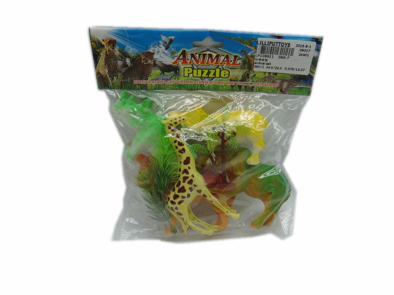 Animal model toy animal set animal kingdom toy