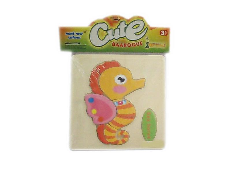 Animal Puzzle toy animal theme toy intelligence game