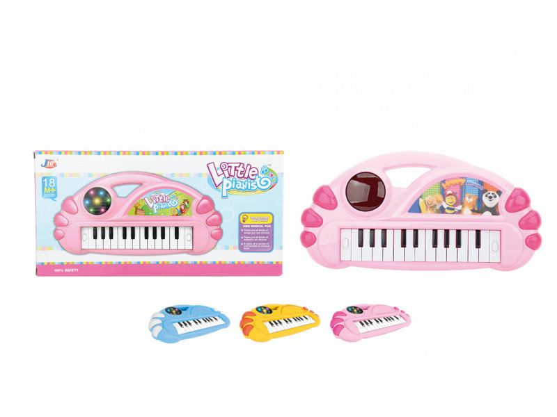 Cartoon piano toy electronic organ toy musicial toy