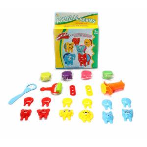 Play dough toy clay set toy educational toy