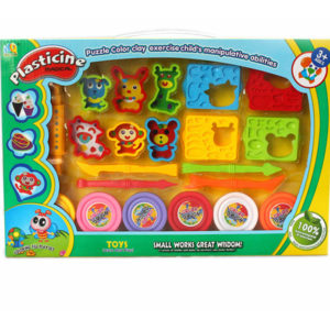 Clay set toy play dough toy educational toy