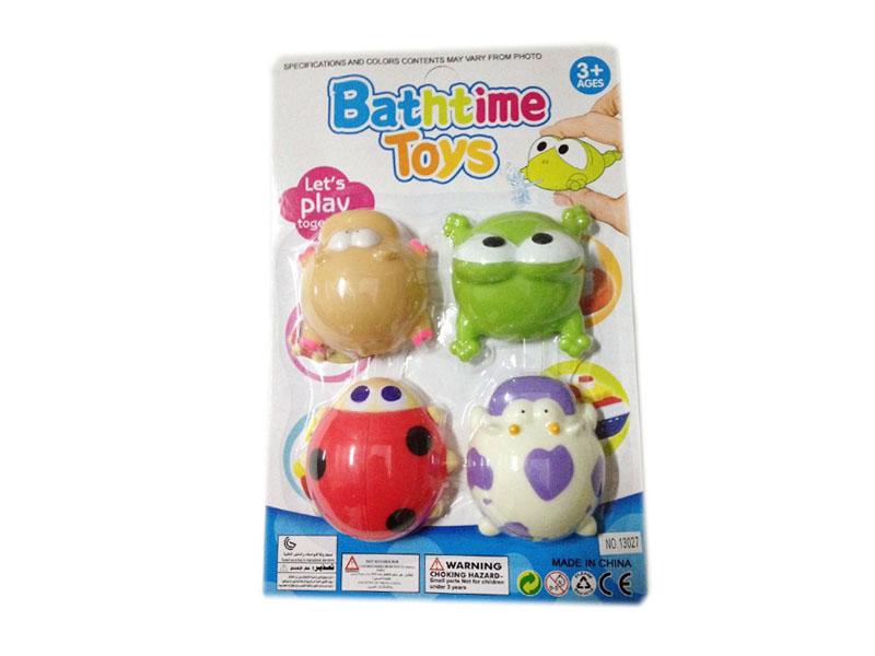Bath toy animal bath toy cartoon toy