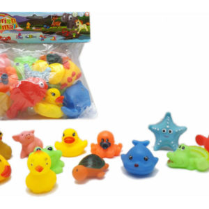 1.5 Inch animal vinyl anima toy cartoon toy