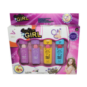 Cosmetics set toy pretend toy girl beauty toy