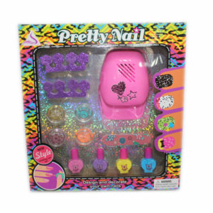 Nail beauty toy cosmetics set toy girl beauty toy
