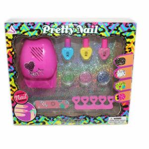 Nail beauty toy cosmetics set toy girl beauty toy