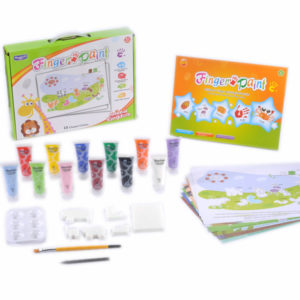 Finger painting set drawing toy DIY toy