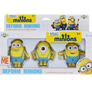 deformation eggs minions egg toy cartoon toy