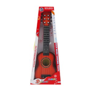 Guitar toy musical instrument cartoon toy