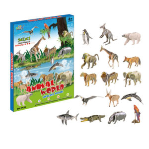 puzzle toy 3D animal puzzle animal toy set