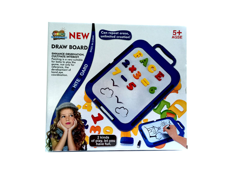 Drawing tablet toy magnetism drawing board educational toy