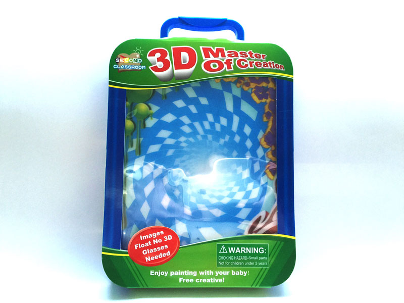 3D drawing board drawing tablet toy educational toy