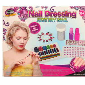 Cosmetics set toy nail dressing toy girl toy