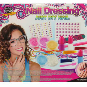 Nail dressing toy cosmetics set toy girl toy