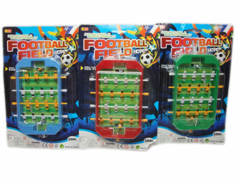 Mini football toy table game toy football field toy