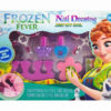 Nail dressing toy frozen cosmetics toy beauty toy