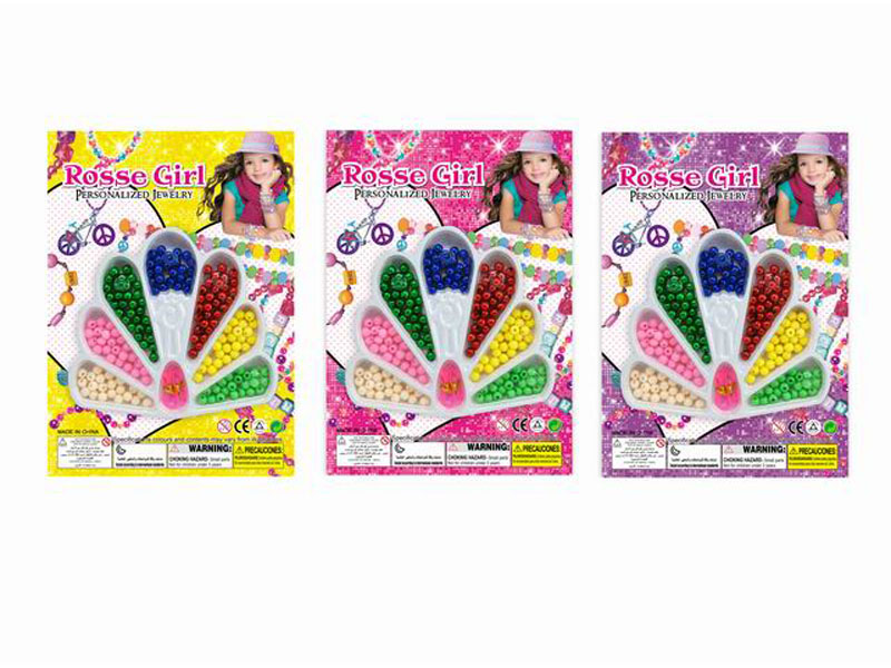 Peacock beads beauty toy beads toy