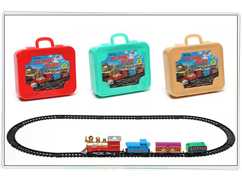 B/O railway toy track my train toy electronic toys