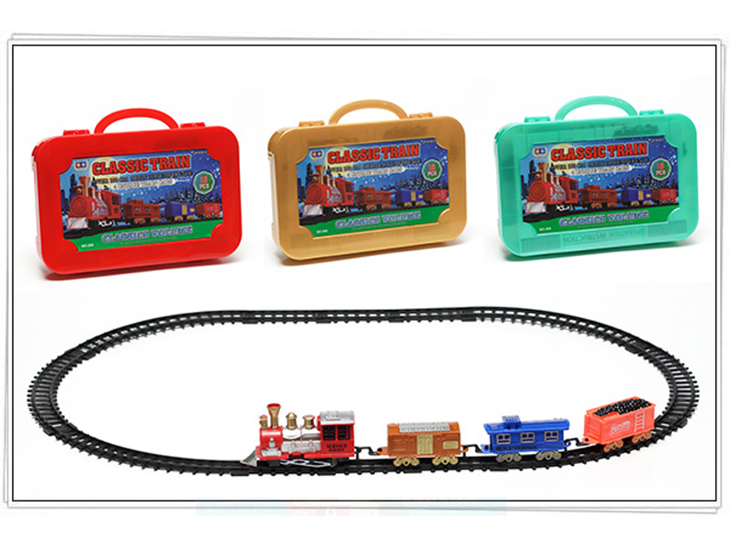 B/O railway toy track my train toy electronic toys