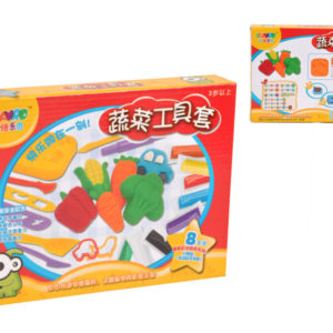 Color dough set clay play toy educational toy