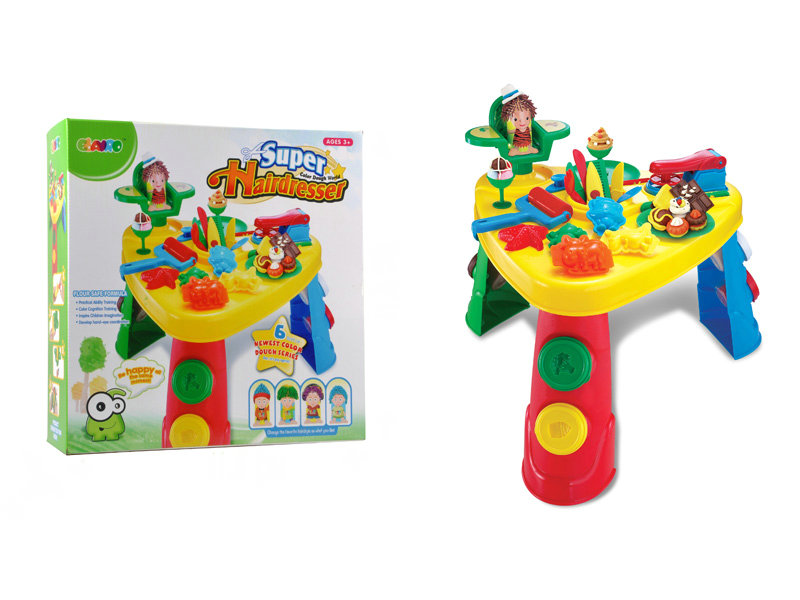 clay table toy choi mud toys children pretend toy