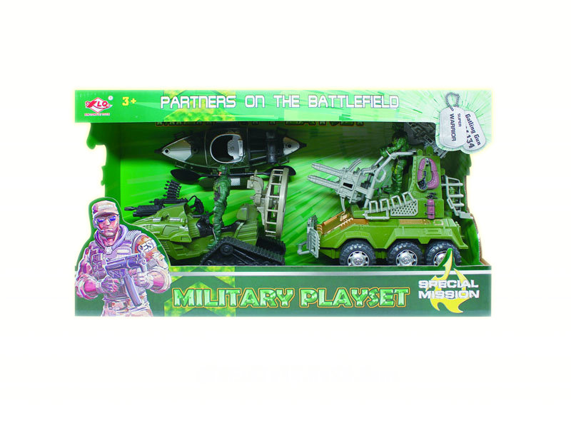 Military car toy military playset funny toy