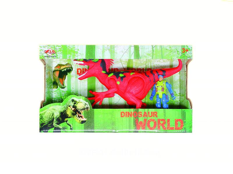 Dinosaur set toy animal set toy dinosaur suit toy