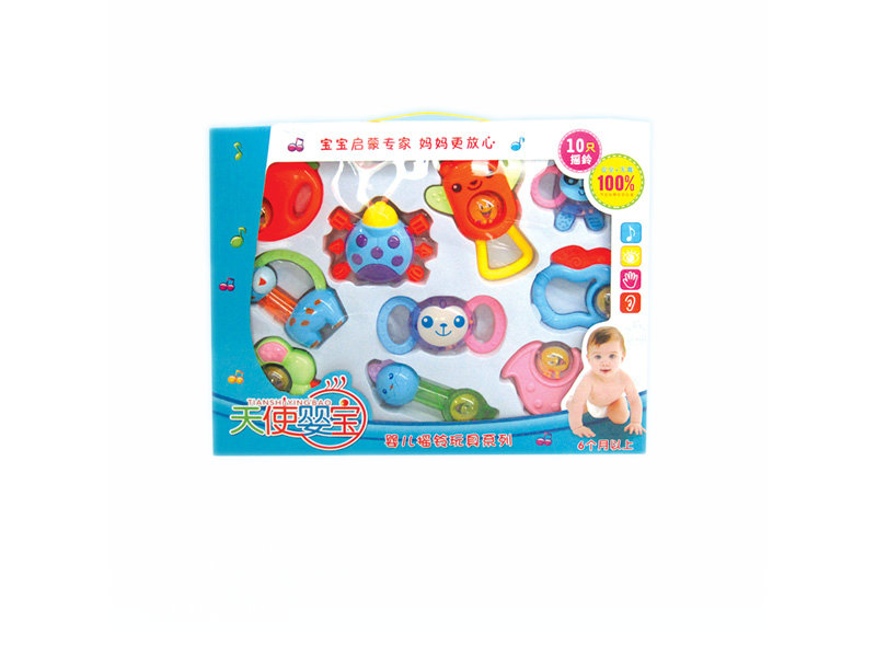 Baby rattles educational toy baby musical toy