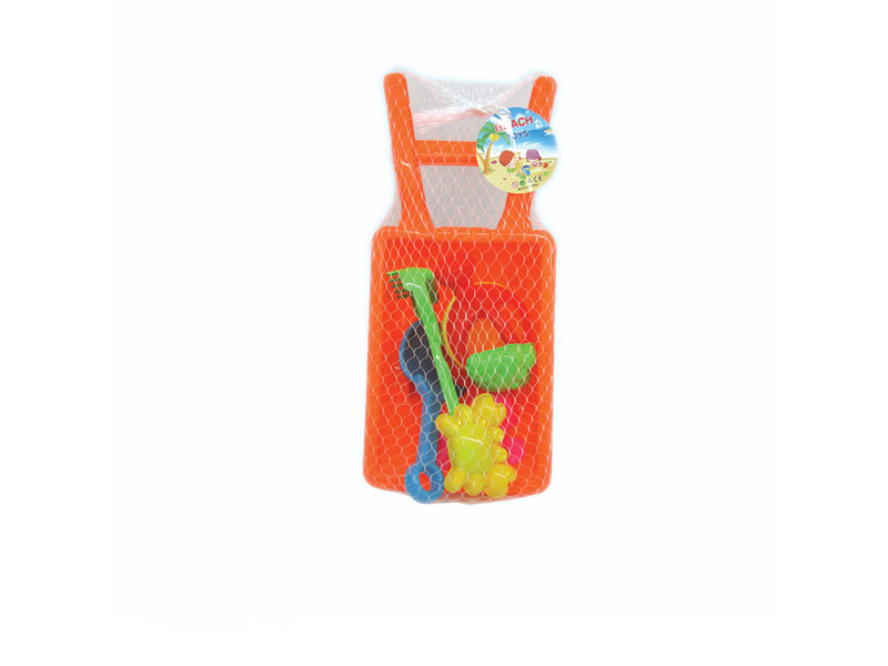 beach trolley toy plastic shovel toy summer beach toy