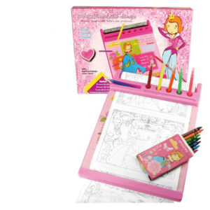 Coloring sketchpad toy painting toy drawing toy with color pen