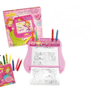 Coloring sketchpad suits painting toy drawing toy with color pen