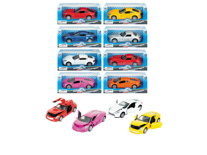 sport car toy mini toy metal toy