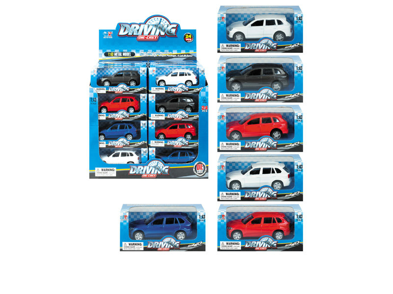 cross country car vehicle toy set cute toy