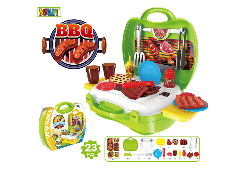 BBQ toy outdoor toy cute toy
