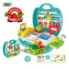 supermarket set toy plastic toy pretending play toy