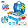 doctor suitcase funny toy pretendin gplay toy