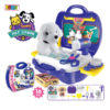 dog store toy plastic toy set pretending play toy