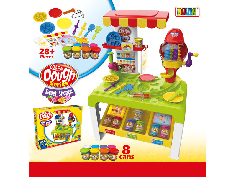 DIY toys color dough series interesting toy