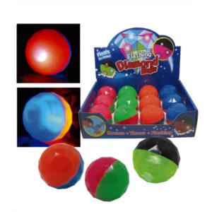 flashing ball cute toy diamond toy