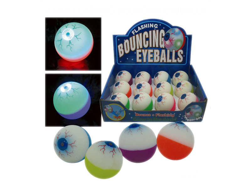 eyeballs toy bouncing toy flashing toy