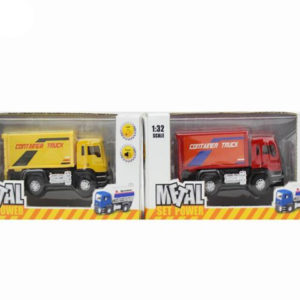 container truck set musical toy vehicle toy