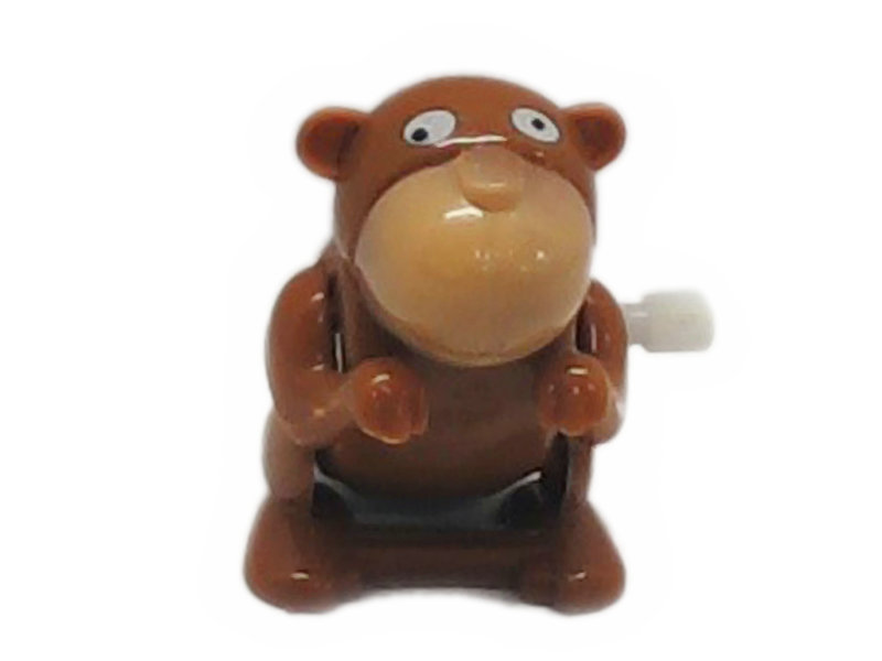 monkey toy wind up toy cartoon toy