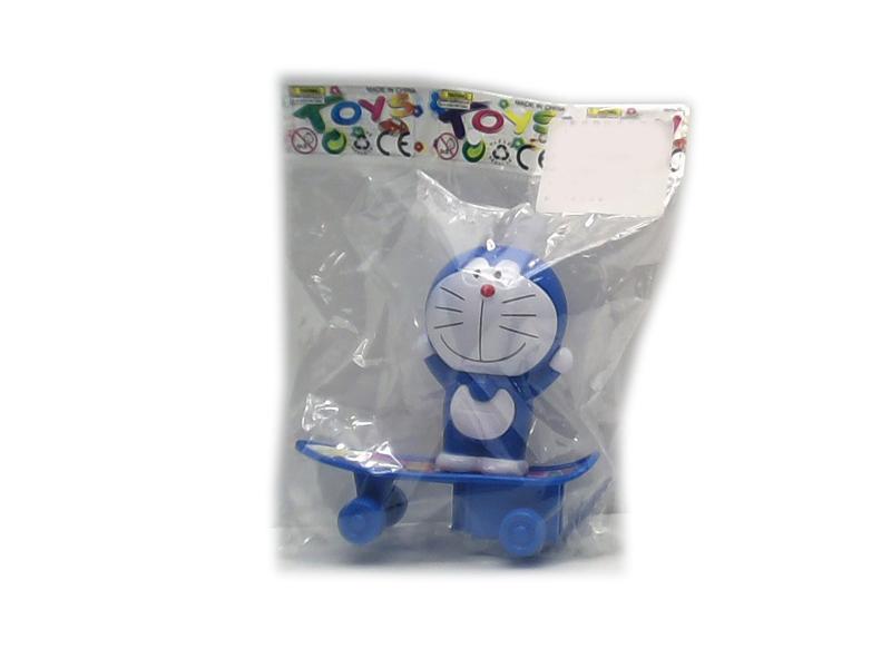 scooter toy Doraemon toy cartoon toy