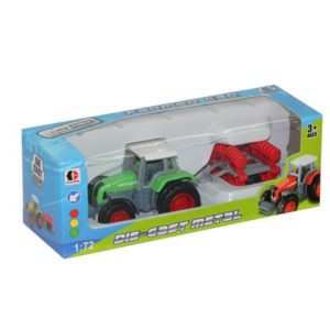 farmer toy vehicle free wheel toy diecast toy