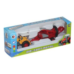 cute farmer car toy vehicle metal toy
