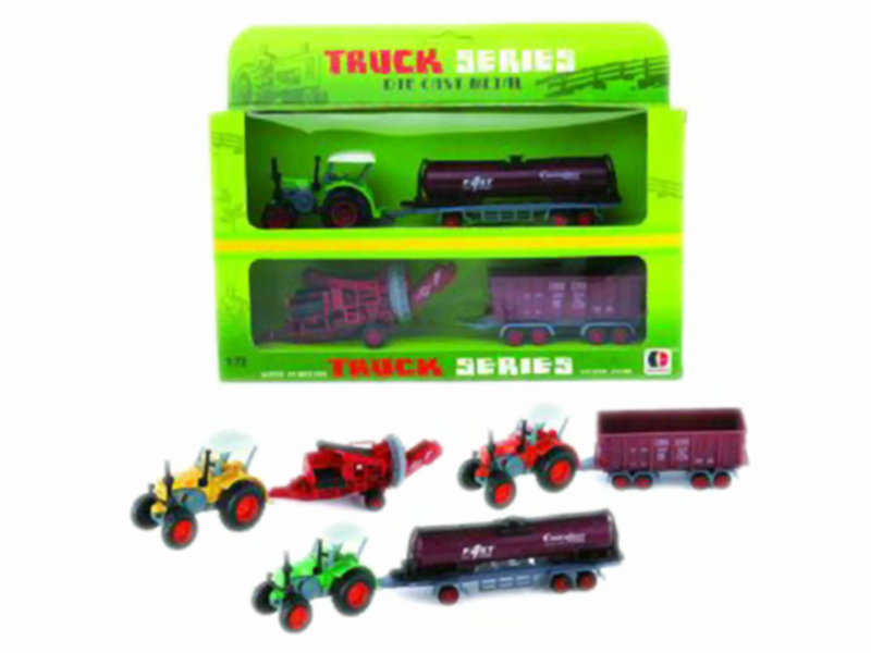 farm car toy vehicle toy funny toy