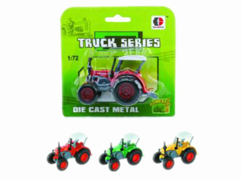 farm truck toy free wheel toy cute vehicle