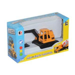 excavator toy metal car toy free wheel toy
