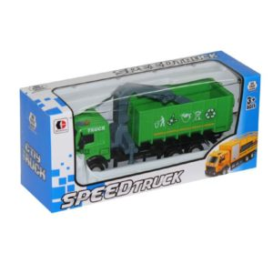 sanitation car toy vehicle toy free wheel toy